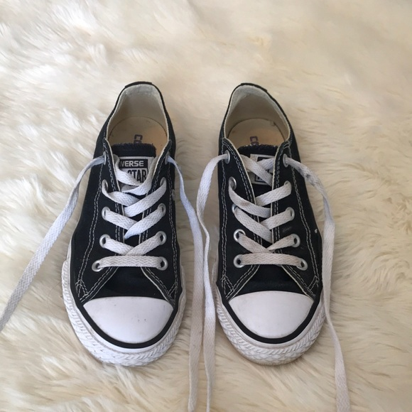 f7983c1ad74a Converse Other - Size 13 Kids B W Converse Shoes